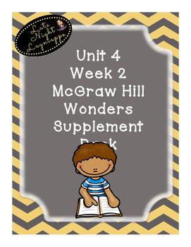 Grade 1 Reading Wonders Unit 4 Week 2 Animal Teams