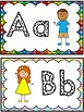 Grade 1 Word Wall: Kid Theme (Over 150 Words)
