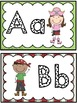 Grade 1 Word Wall: Pirate Theme (Over 150 Words)