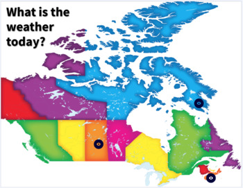 Grade 2 Alberta Social Studies/Science - What is the weather?