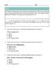 Grade 2 Common Core Language: Editing and Revising -- Pets