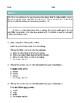 Grade 2 Common Core Language: Editing and Revising -- FREE SAMPLE