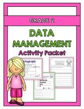 {Grade 2} Data Management Activity Packet