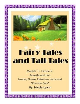 Grade 2- Domain 1- Fairy Tales and Tall Tales- Engage NY