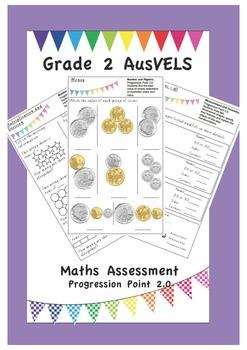 Grade 2 End of Year Maths Assessment ( AusVELS )
