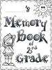 Grade 2 End of Year Memory Book!