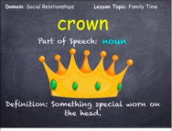 Grade 2 Journeys CC Lesson 2 Vocabulary Introduction