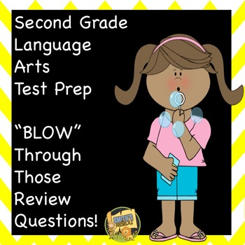 Grade 2 Lang. Arts Test Prep - Get ready for Standardized