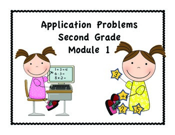 Grade 2, Math Module 1, Application Problems