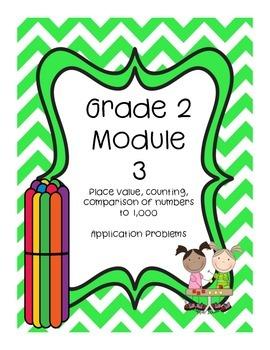 Grade 2, Math Module 3, Application Problems