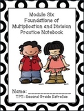 Grade 2 Math Module 6 Practice Notebook