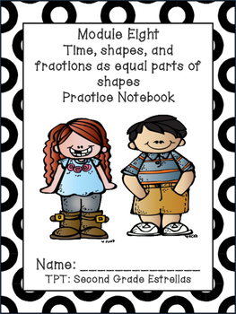 Grade 2 Math Module 8 Practice Notebook