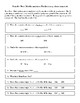 Grade 2 Mathematics Proficiency Assessment