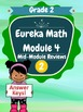 Grade 2 Mid Module Math reviews for Mods 3-5 Special request