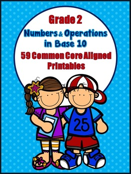 2nd Grade Math Review - Numbers and Operations in Base 10