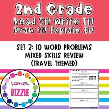 Grade 2-Set 2-Read It! Write It! Draw It! Explain It! - Mi