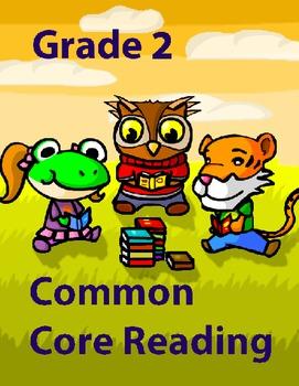 Grade 2 Common Core Reading: Rainy School Day