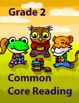 Grade 2 Common Core Reading: Time to Pack