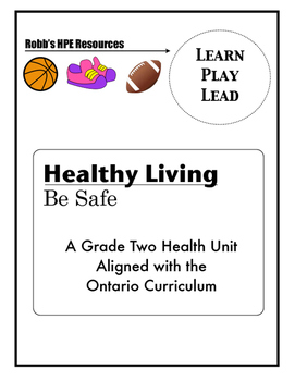 Grade 2 Safety Unit