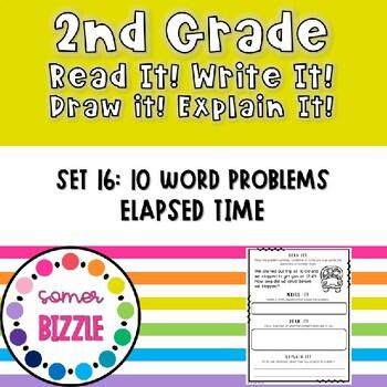 Grade 2-Set 16-Read It! Write It! Draw It! Explain It! - E
