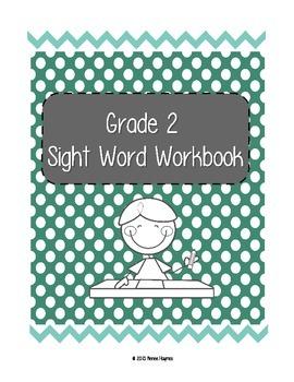 Dolch Grade 2 Sight Word Workbook