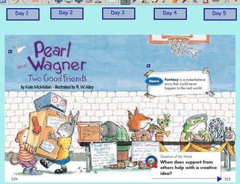 Grade 2 | Smartboard Lesson | Reading Street | Unit 3.1 |