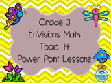Grade 3 EnVisions Math Topic 14 Common Core Aligned Power