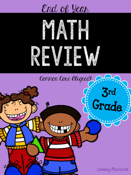 Grade 3 End of Year Math Review