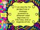 Grade 3 English Language Arts I Can Statement Posters