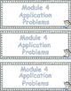 Grade 3  Math Module 5 Application Problems to cut and pas