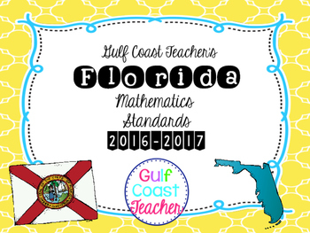 Grade 3 Florida Math MAFS Standards