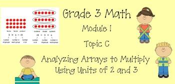 Grade 3 Math Module 1 Topic C
