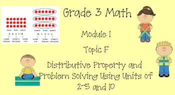 Grade 3 Math Module 1 Topic F