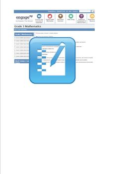 Grade 3 Math Module 4 Lesson 6 Notebook