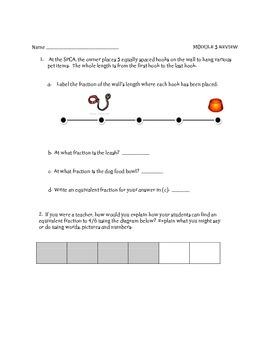 Grade 3 Math Module 5 Review