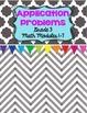 Grade 3 Math Module Application Problems - All modules