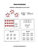 3rd Grade Math Multiplication Problems