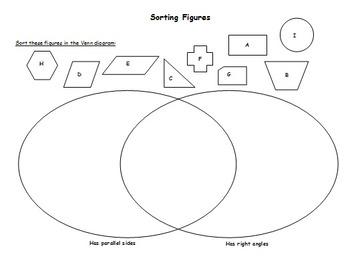 Grade 3 Math worksheet on Sorting