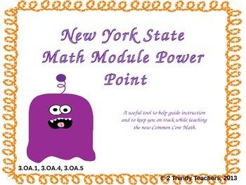 Grade 3 NYS Math Module 3: Lesson 4 Power Point