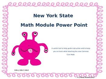Grade 3 NYS Math Module 3:Lesson 7 Power Point