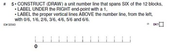 Grade 3 FRACTIONS UNIT 3: [Number Line+] (4 worksheets & 7