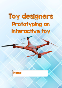 Grade 3/4 Computing Science - We are toy designers