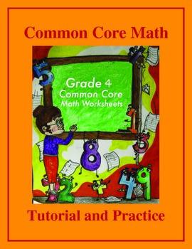 Grade 4 Common Core Math: Multiplicative Comparisons - Tut