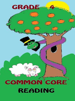 Grade 4 Common Core Reading: Why Mr. Snake Cannot Wink