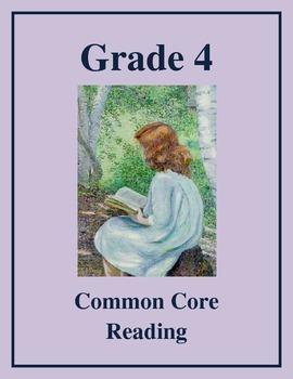 Grade 4 Common Core Reading: excerpt from Heidi
