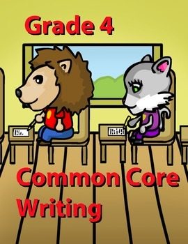 Grade 4 Common Core Writing Prompt:  Two Poems by Robert L