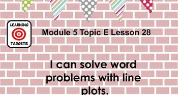 Grade 4 Math Module 5 Topics C,D and E Lessons 12-28