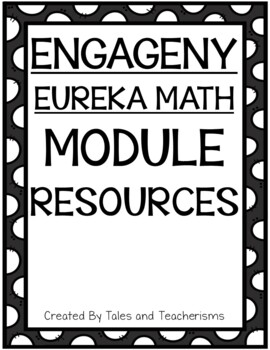 Grade 4 Math Modules 5, 6, and 7 Written Expression Mini Books