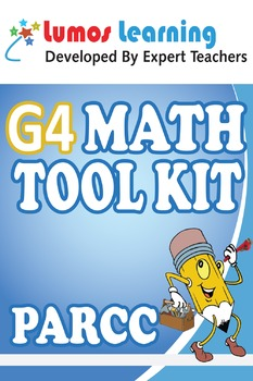 Grade 4 Math Tool Kit for Educators, PARCC Edition