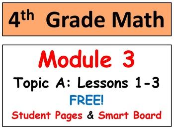 Free-Grade 4, Module 3, Lessons 1-5 Smart Bd-Stud Pgs-HOT